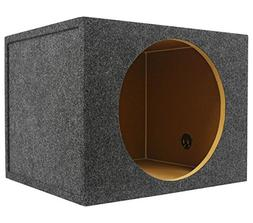 Rockville Sealed Sub Box Enclosure For 44CWCS154 Kicker Comp