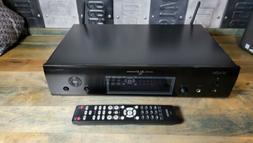 Denon DNP-800NE Network Audio Player with Wi-Fi and Bluetoot