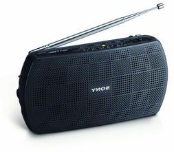 Sony SY-SRF-18 Sony AM-FM Portable Radio-Speaker