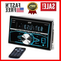 systems 820brgb multimedia car stereo double din
