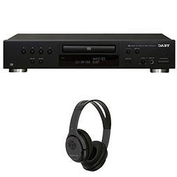 Teac CD-P650-B CD Player with USB and iPod Digital Interface