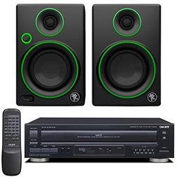 Teac PD-D2610MKII 5-Disc Carousel CD Player with Remote plus