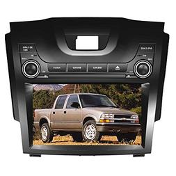 8 Inch Touch Screen Car GPS Navigation for Chevrolet S10 / S
