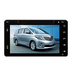 8 Inch Touch Screen Car GPS Navigation for TOYOTA Alphard 20