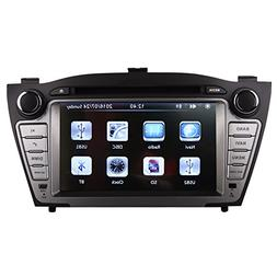 7 Inch Touch Screen Car GPS Navigation for HYUNDAI TUCSON IX