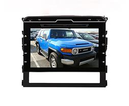 9 Inch Touch Screen Car GPS Navigation for TOYOTA LAND CRUIS