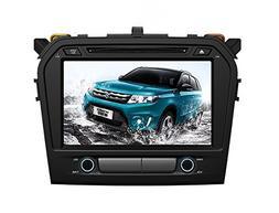 9 Inch Touch Screen Car GPS Navigation for SUZUKI GRAND VITA