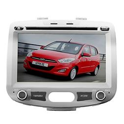 7 Inch Touch Screen Car GPS Navigation for Hyundai I10 Stere