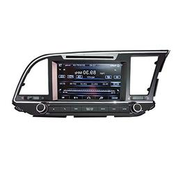 8 Inch Touch Screen Car GPS Navigation for HYUNDAI ELANTRA A