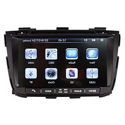 8 Inch Touch Screen Car GPS Navigation for KIA SORENTO 2013-