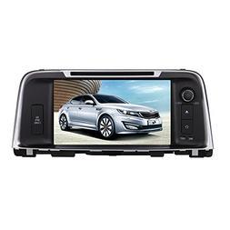 7 Inch Touch Screen Car GPS Navigation for KIA OPTIMA 2016-2