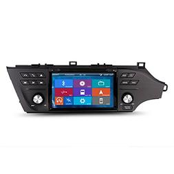 TOYOTA Avalon 2013 2014 Double Din In-dash 8 Inch Touch Scre