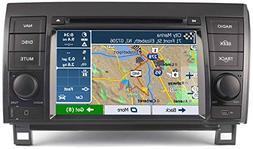 Astrium Toyota Tundra Sequoia In-dash GPS Navigation Stereo