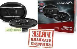 "PIONEER TS-A6966R A-Series 6"" x 9"" 420-Watt 3-Way Speakers"