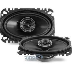 """Pioneer TS-G4645R 4""""x6"""" G-Series 2-Way Speaker with 200W Max"""