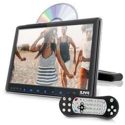 Pyle Vehicle Headrest Mount DVD Player - Car Video Entertain