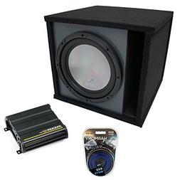 "Universal Car Stereo Paintable Ported 15"" Harmony A152 Sub B"