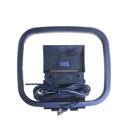 Universal FM/AM Loop Antenna for Receiver Mini Connector for
