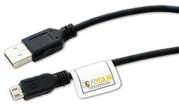 ReadyPlug USB Charger Cable for: Sharper Image Stereo Blueto