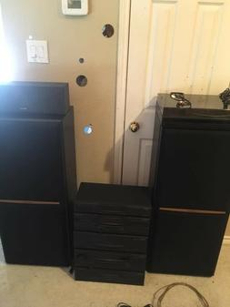 Used Kenwood Home stereo System