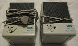Vintage LABTEC CS-150 STEREO COMPUTER SPEAKER SYSTEM