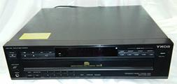 Vintage Sony CDP-C425 Carousel 5-Disc Compact Disc Player CD