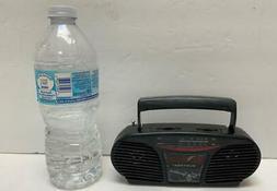 vintage SUNTONE twin speakers radio mini boom box portable s