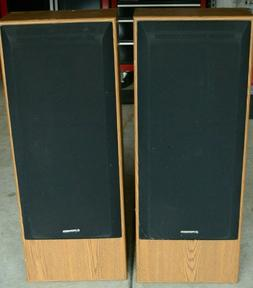 VTG Pioneer Stereo Home System 2  PD-F905 Tower Speakers