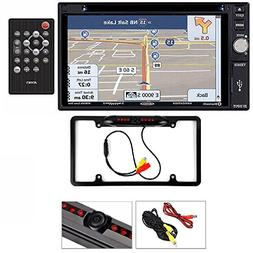 Jensen VX6628 Double DIN Bluetooth, Navi