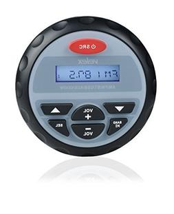 Waterproof Bluetooth Marine Digital Media Stereo Receiver wi