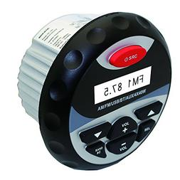 Waterproof Marine Radio FM AM MP3 Gauge Stereo Bluetooth Mus