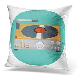 Duplins White Audio Turntable Vinyl Player Gramophone the 80