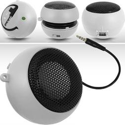 N4U Online Online White Super Sound Rechargeable Mini Pocket
