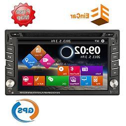 Wince UI Dual-Zone system Double 2 din Autoradio GPS Navigat