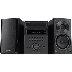 Sharp XL-BH250 5-Disc Shelf Speaker Stereo System with Bluet