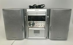 Sharp XL-HP500 3-CD AM/FM Cassette Stereo Micro Component Sy