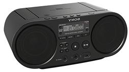 Sony ZS-PS50 Black Portable CD Boombox Player Digital Tuner